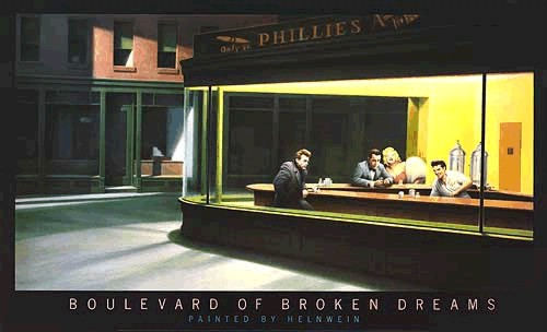 Boulevard Of Broken Dreams Life Seriously Funny