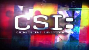 CSI: The Main Show!