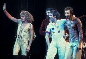 The Who circa 1975